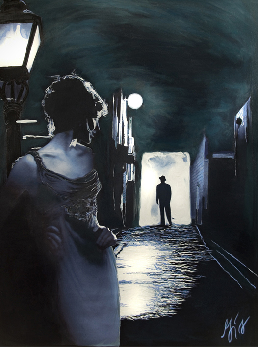 "Gina Higgins, ""Insomnia"" American Noir."